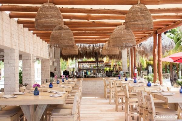 Mar Bella Restaurant Isla Mujeres