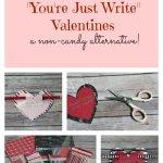 You're Just Write Valentine
