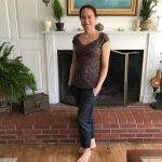 prAna Calypsa Top and Lizbeth Capri