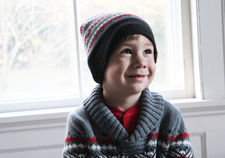 OskKosh-FairIsle-Sweater-and-Beanie-outfit