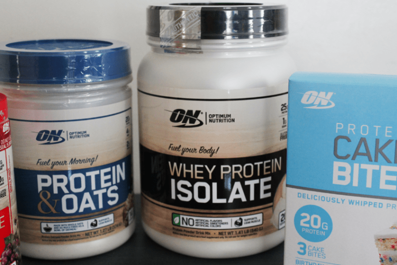 Optimum Nutrition Products Walmart