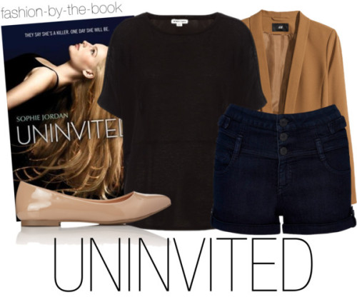 Uninvited by Sophie Jordon Find it here