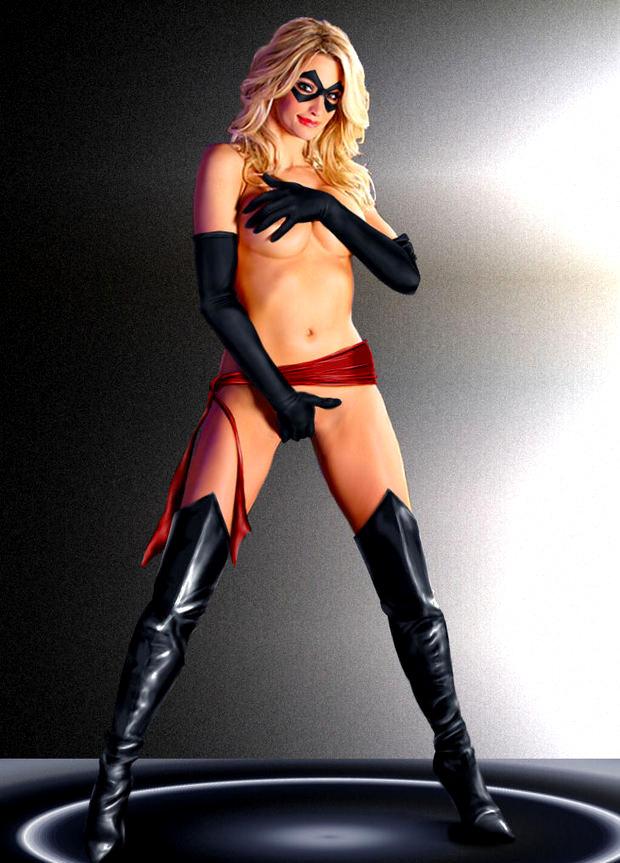 Cosplay  Minimaliste pour Miss Marvel