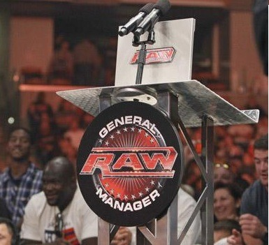 Anonymous Raw General Manager