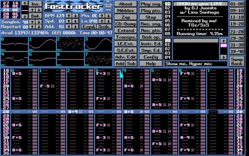 FastTracker 2