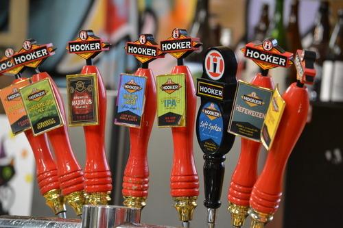 Hooker Beer
