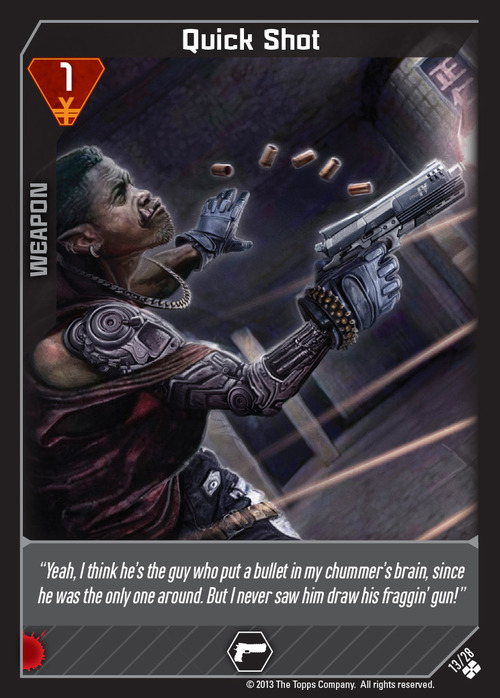 Catalyst Game Labs Shadowrun Crossfire Cards