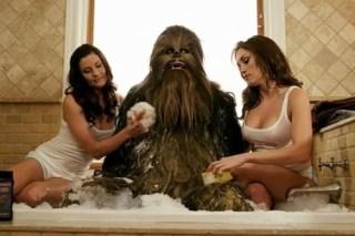 FFF Wookie Love