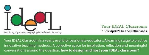 Art of Hosting in Education: Your IDEAL Classroom 2014 - De
