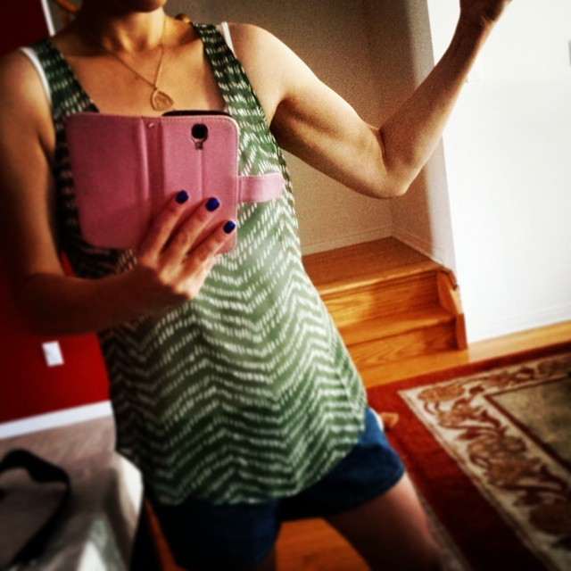 biceps from p90x