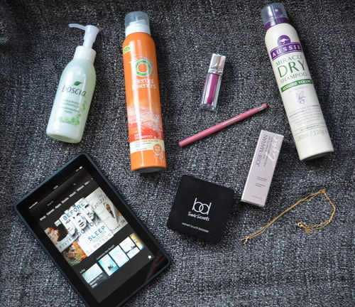 November 14 Monthly Beauty Favourites