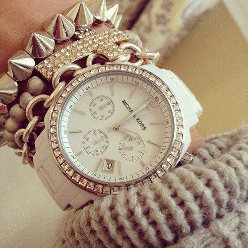 tumblr ms8g4cyRJ81s9mk5vo1 500 - Michael Kors Stylish Women's Watch