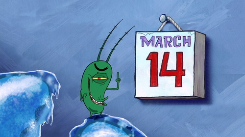 Well Krabs You Know What Today Is Sorry About This