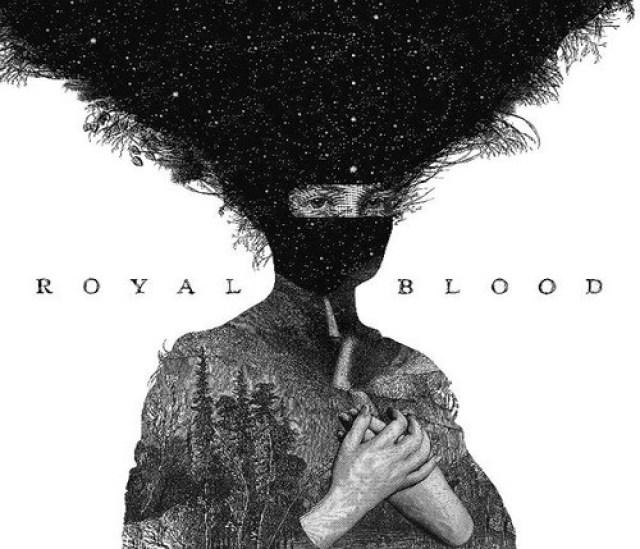 Portada del disco de Royal Blood