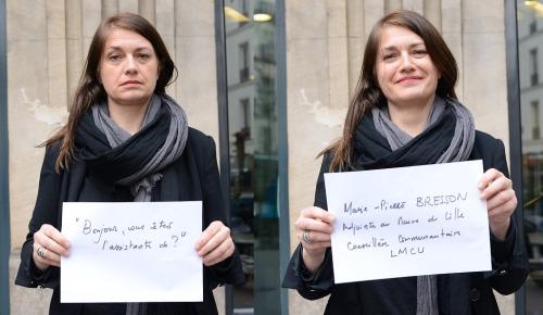 """""""Bonjour, vous êtes l'assistante de…?""""</p><br /><br /><br /><br /><br /> <p>Entendu par Marie-Pierre Bresson, Adjointe au maire de Lille, Conseillère Communautaire."""