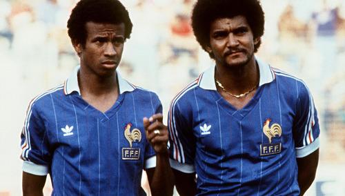 France, Adidas, 1982 football shirt
