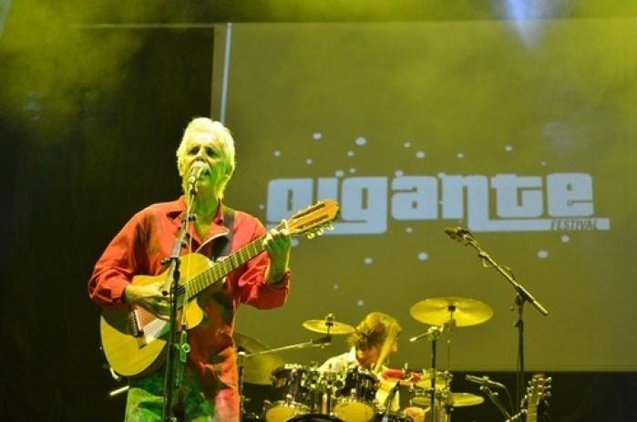 Kiko Veneno en el festival Gigante