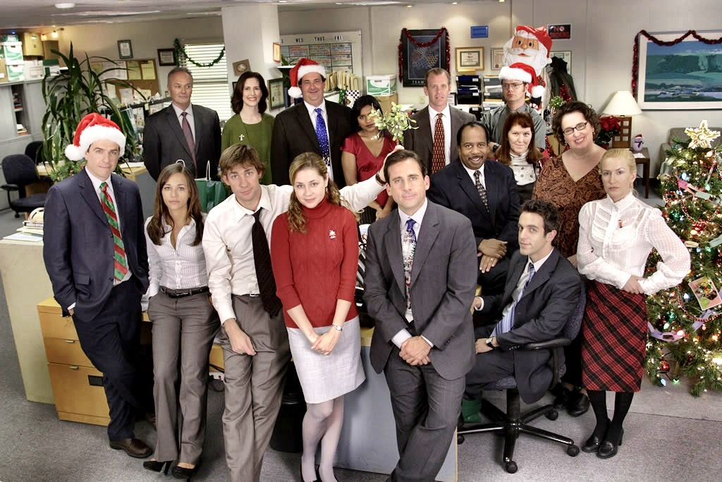 the office - Christmas Episodes Of The Office