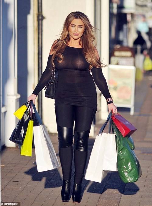 Lauren Goodger is clearly the new Queen of Fashion - LA Deli