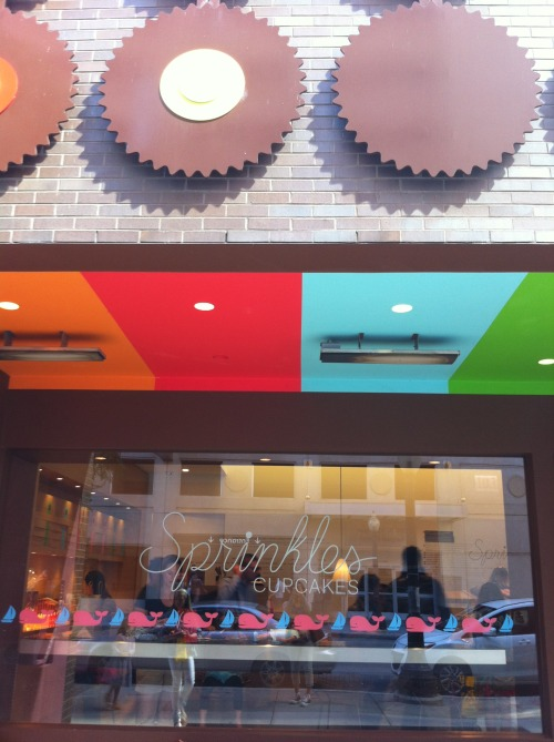 Sprinkles Cupcakes Chicago Faim Oui Oui