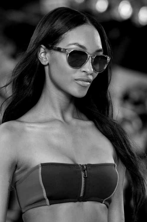 vogue-for-lunch:</p> <p>Jourdan Dunn<br />