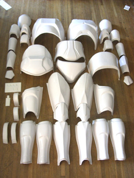 How To Cast & Mold Armor (Cosplay)