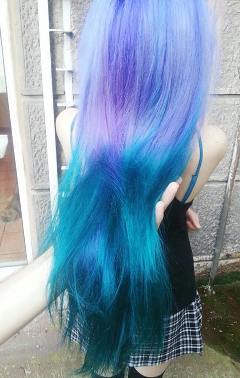 Pastel Hair Prosampcons And How To Take Care If It