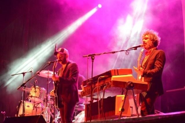 Leon Benavente en el Festival Gigante