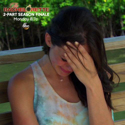 Part 1 of The Bachelorette Two-Part Season Finale event airs TONIGHT at 8|7c on ABC. Will Des be left brokenhearted?