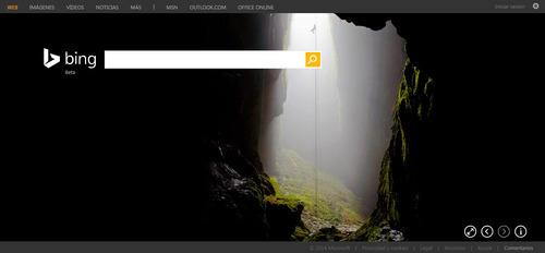 SEO social en Bing