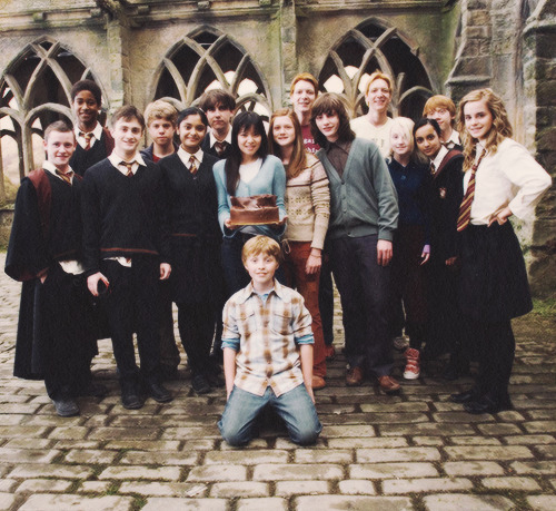 Harry Potter And Half Blood Prince Cast