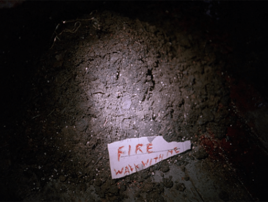 Image result for twin peaks fire walk with me pilot 1990