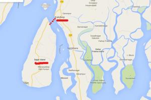A trip to Sagar island
