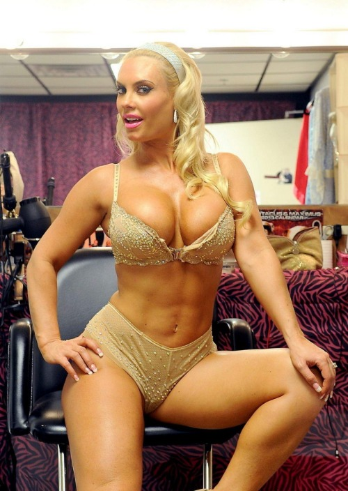 from Amos coco austin naked body