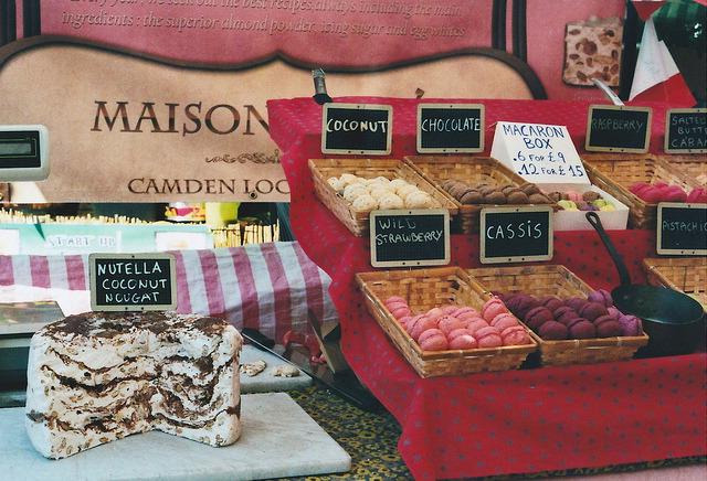   ♕   Camden Market, London   by © anne mumford   via ysvoice