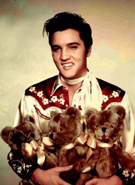 Elvis Presley - 1950s