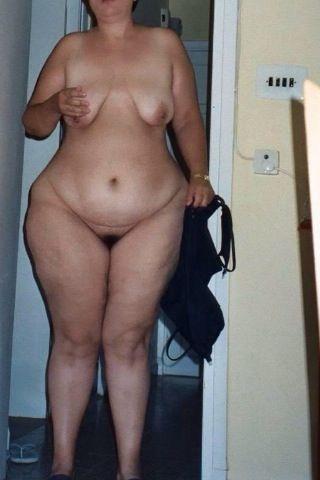 obese bbw pear
