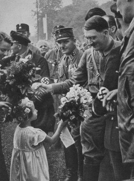 Flowers for Hitler