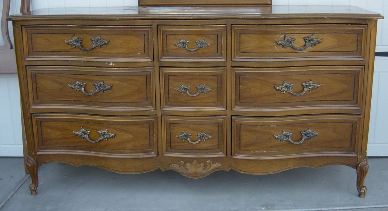 Dresser 40 Inches High