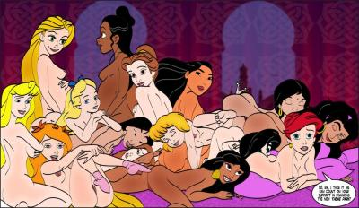 disney princess sex