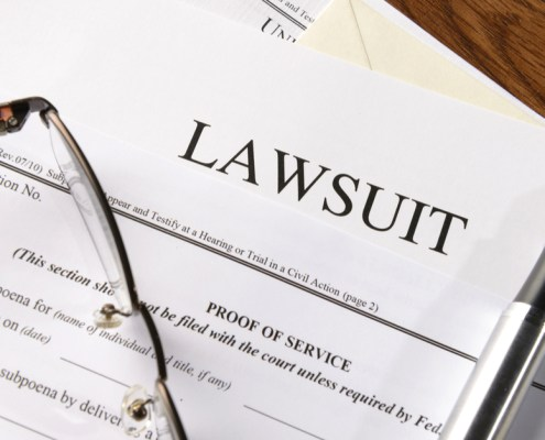 filing a lawsuit personal injury ny
