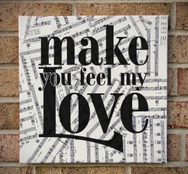 Adele - Garth Brooks - To Make you Feel My Love