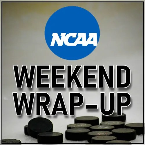 NCAA Weekend Recap