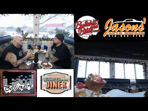 BullshitandBites.com 12-11-2018 LIVE Second Chance Diner w/ Eddie DePalma
