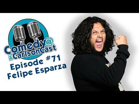 Episode #71 Felipe Esparza