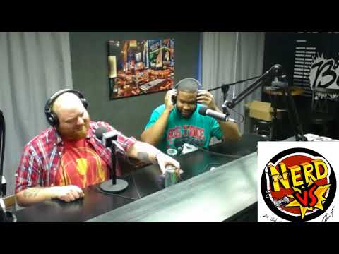 Nerd VS (Pilot) Show Aired on 8-20-2018