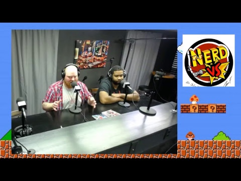 NerdVS 9-26-2018 (The Amazing Spider-man)