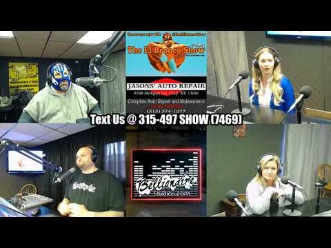 The El Bronco show 4-10 -018