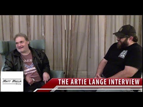 Artie Lange sits down with Matt Masur   The Matt Masur Show #TheD