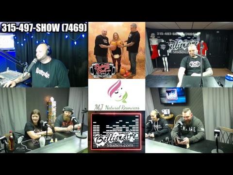 BullshitandBeer.com 12-19-2018  w/ Jeramia (BullFrog) Harris & Mike Donahue